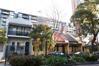 A greater mix of housing types is expected in Sydney over the coming years.