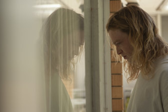 American actor Caleb Landry Jones plays a disturbed young man who becomes a mass murderer in Nitram, a movie about the Port Arthur massacre from writer Shaun Grant and director Justin Kurzel.