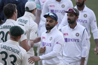 India will be without captain Virat Kohli when they try to make up for their eight-wicket defeat inside three days in the first Test.
