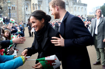 Harry and Meghan have had a fraught relationship with the press.