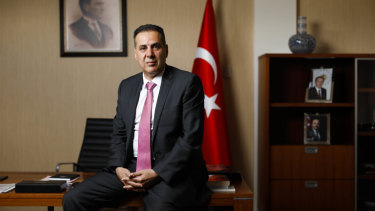 "Korhan Karakoç, Turkey's ambassador to Australia, says ""the outcome of the operation will speak for itself""."