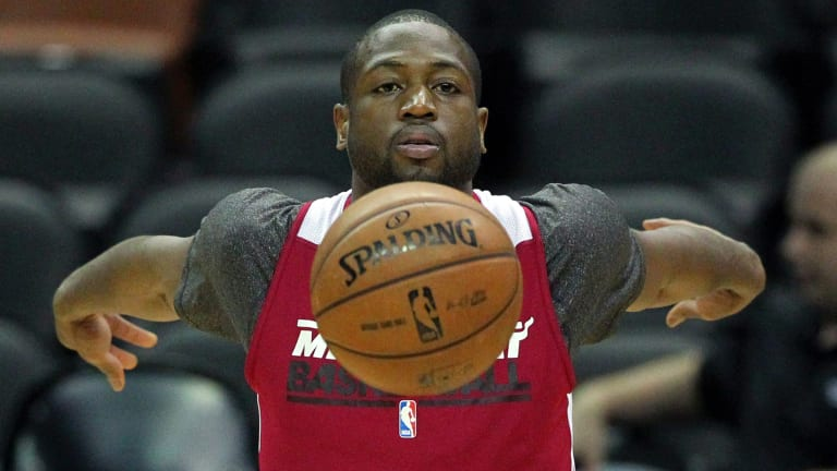Dwyane Wade is heading back to the Miami Heat.
