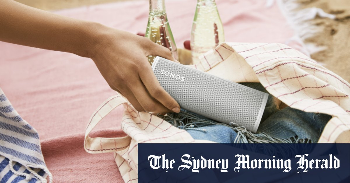 Sonos' first truly portable speaker is a pint-sized powerhouse – Sydney Morning Herald