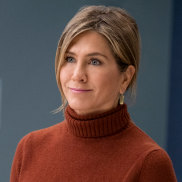 Jennifer Aniston as Alex Levy in Morning Wars.