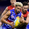 Johannisen to return for the Bulldogs against the Magpies