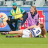 AFLW: Young Cat to require second knee reconstruction