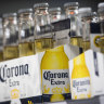 'Corona beer virus': As pandemic looms, brewer can't evade coronavirus