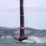 A tale of two starts, America's Cup all square after day one