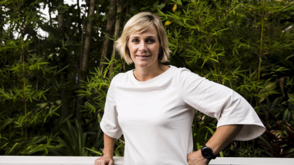 On the road with the two faces of Zali Steggall