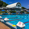 Ventilation outlet for rail line proposed at popular Sydney pool