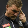 Magpies on right path despite lacklustre loss: Buckley