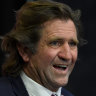 Bennett showed Cleary he's the master of mental chess. Hasler won't even sit at the table