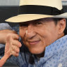 NSW government uses unclaimed gambling winnings to fund Jackie Chan film