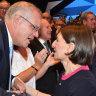 Scott Morrison denies snub at NSW Liberals launch