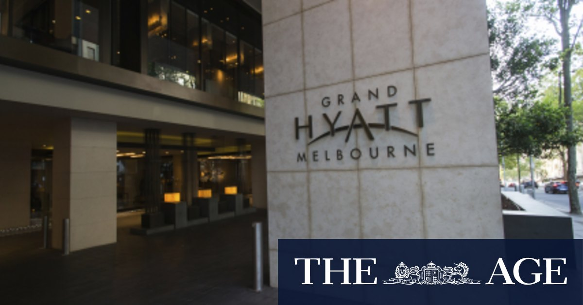 Coronavirus Victoria Mask Visitor Restrictions Imposed As Positive Hotel Quarantine Worker At Grand Hyatt Marks First Case Of Community Transmission In 28 Days Two Additional New Cases Of Covid 19 In Returned Travellers