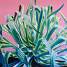 How Jason Moad explores the 'presence and personality' of plants in his latest works