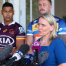 Keeping up with Jones: The Queensland mum who helped save the 2021 season