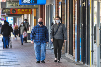 The suburb of Werribee in Melbourne one had more than 200 active coronavirus cases, now it has 39.
