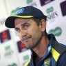 Australia's greatest run-scorer is on course to be their finest coach