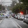 'A bit strange': Ball bearing fired at police car prompting major St Kilda operation
