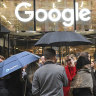 Gloves off: Google turns to its users in fight against Australian regulations