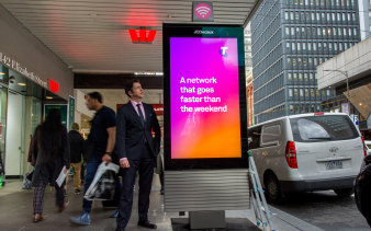 "Deputy lord mayor Nicholas Reece argues Telstra's new payphones would have been a ""Trojan horse"" for digital advertising."