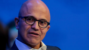 Microsoft CEO Satya Nadella is pushing forward with plans to acquire TikTok after a conversation with President Trump.