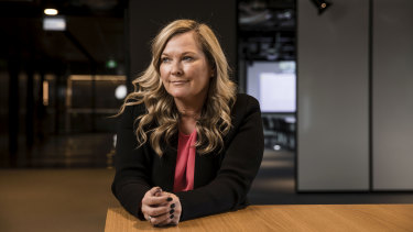 Pip Marlow is the new chief executive of Salesforce in Australia.