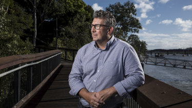 Keith Pitt disagreed with leader Michael McCormack that One Nation's interests closely aligned with his party.