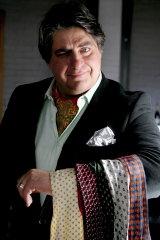 Matt Preston and made the cravat a TV staple.