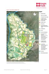 The Ginninderry master plan. About 11,500 homes will be developed across the whole estate over the next four decades.