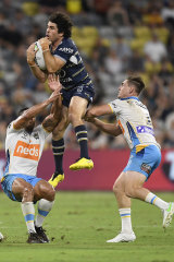 Cowboys hooker Jake Granville could find himself in hot water with the match review committee.
