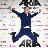 Sammy J at the 2019 ARIA Awards