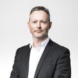 Samsung Australia VP Garry McGregor.