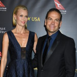 Sarah and Lachlan Murdoch are back in Australia.