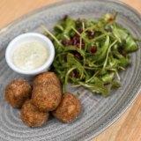 The Carringbush's potato croquettes.