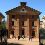 Looming symbol of colonialism: Hyde Park Barracks opens.
