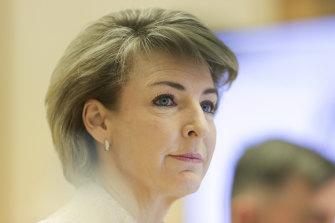Michaelia Cash has been accused of unjustly making a senior staffer redundant.