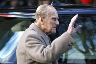 Prince Philip has retired from public life.