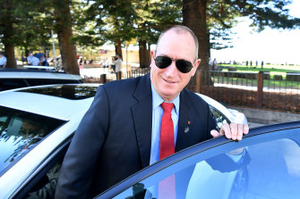 Former senator Fraser Anning has been cleared of misusing taxpayer funds to attend far-right rallies.