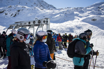 Germany, Italy and France do not want to see ski resorts operating in Switzerland and Austria during the pandemic given travelling skiers could become infected and take the virus home with them.