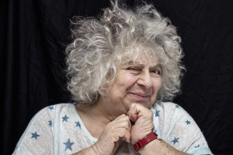 Miriam Margolyes resents the way Charles Dickens portrayed some of his female heroines.