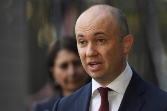 NSW Energy Minister Matt Kean will deliver a significant energy road map on Monday.