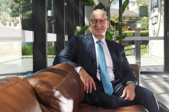 Dr Michael Spence is departing Sydney University at the end of the year.