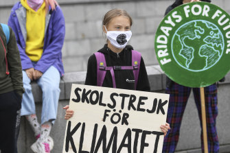 Greta Thunberg's original school strike sparked a global movement.