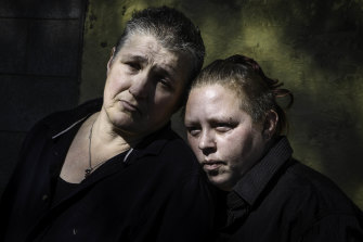 Nicole Warren and her wife Jacqui say they will quit the SES.