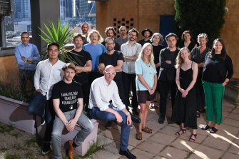 Rooftop architects, whose work is celebrated in Melbourne Design Week.