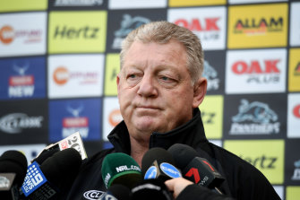 Phil Gould plans to operate as a one-stop shop in his new guise as a player agent.