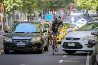 Cars will be encouraged to return to the CBD as part of a push to reinvigorate the city's economy.