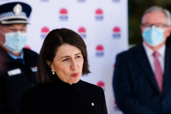 NSW Premier Gladys Berejiklian has emphasised the need for residents of Greater Sydney to minimise their movements for at least another week.